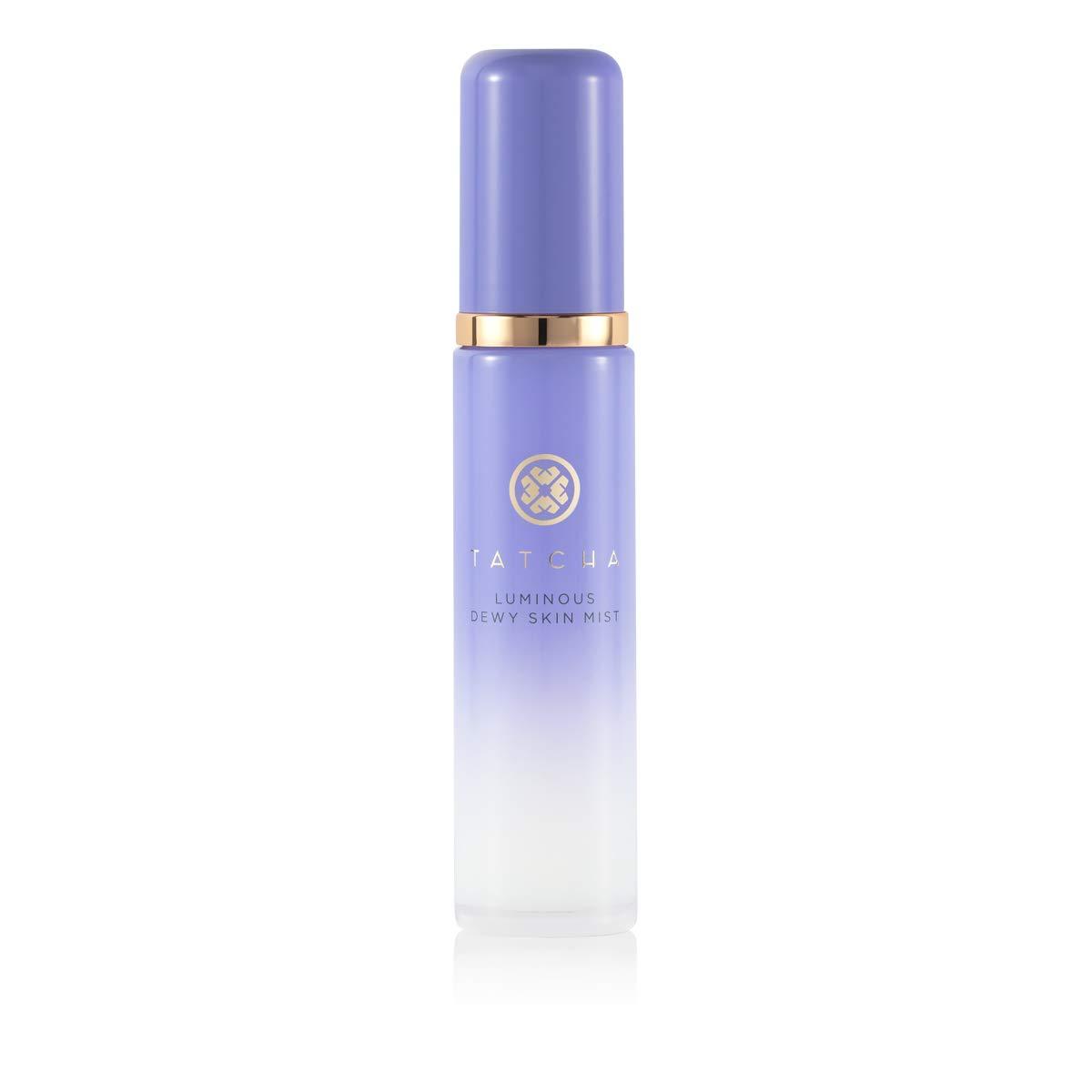 Tatcha Luminous Dewy Skin Mist: Silky Spray Mist Moisturizer to Add Hydrated Glow to all Skin Types - 40 ml | 1.35 oz