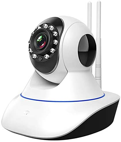 Wireless Camera - WiFi HD Remote Intelligent Network Cameras, high-Definition Night Vision, Two-Way Audio, Motion Detection,1080P