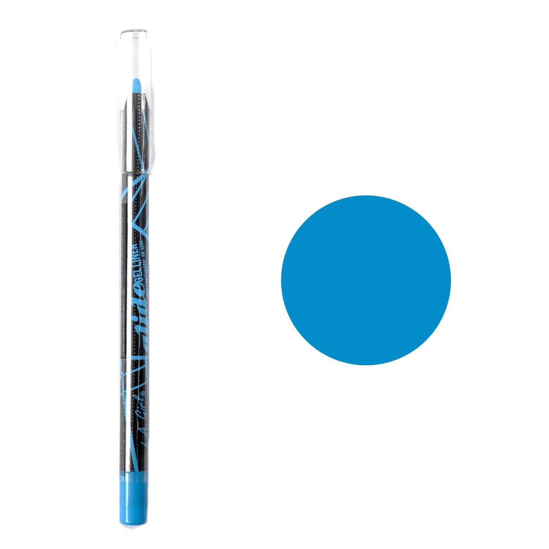 L.A. Girl Gel Glide Eyeliner Pencil 365 Aquatics