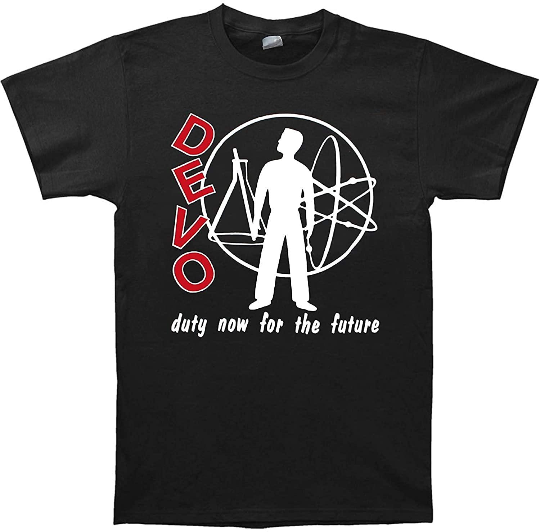 Devo Duty Now for The Future 1979 Album T-Shirt