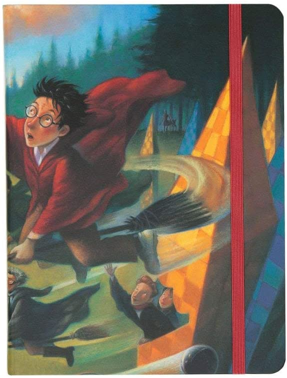 Out of Print Quidditch Journal