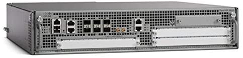 Cisco ASR1002X-36G-K9 ASR1002-X Router w/Dual AC Power (Renewed)
