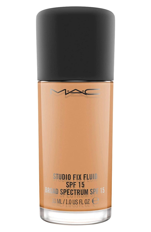 MAC Studio Fix Fluid Foundation SPF 15 NC45