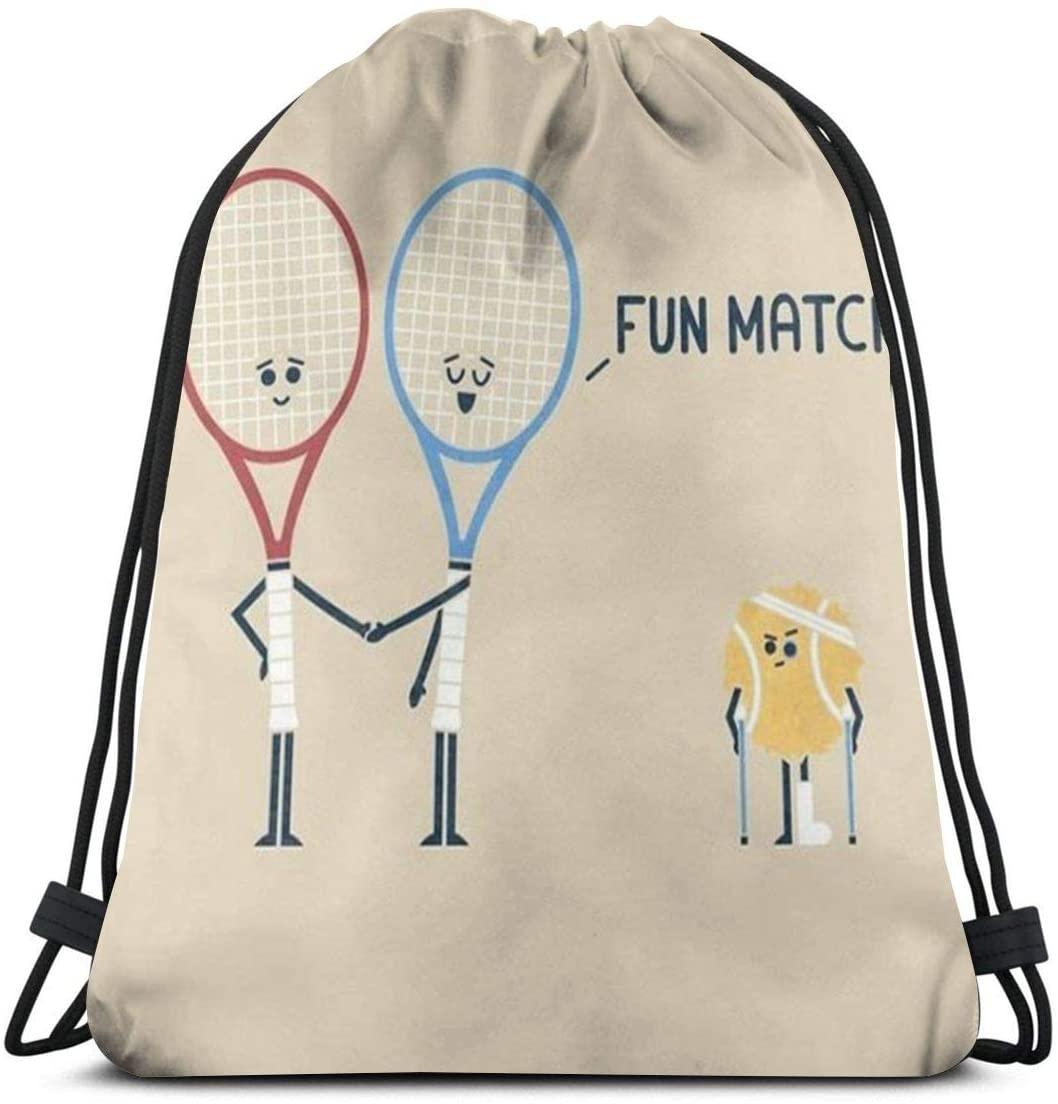 Drawstring Backpack Bags¡ê?Fun Match Sport Gym String Storage Sackpack