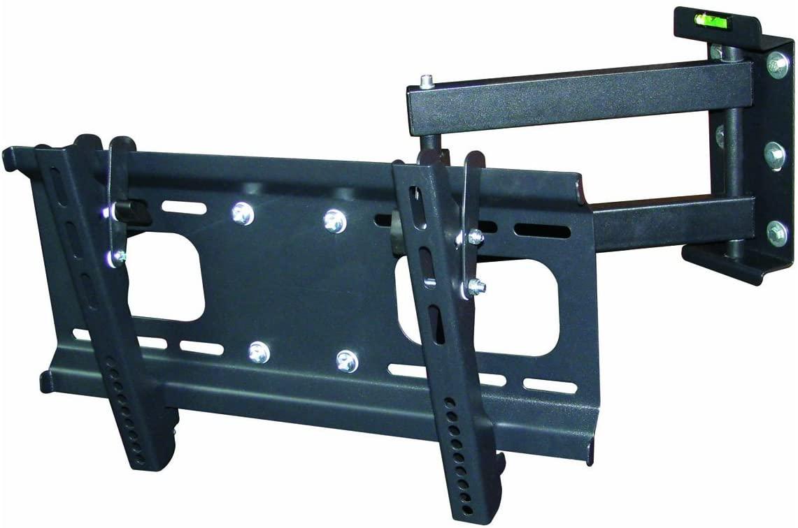 Adjustable Tilting/Swiveling Wall Mount Bracket for LCD Plasma (Max 88Lbs, 23...