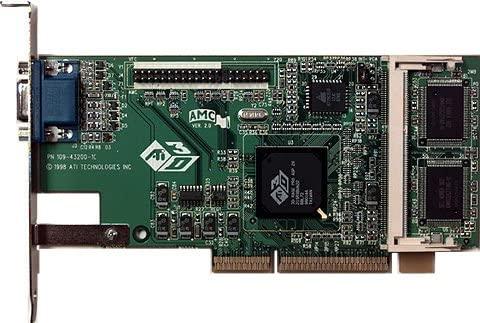 Gateway ATI 4MB 3DRage AGP Video Card 6000833