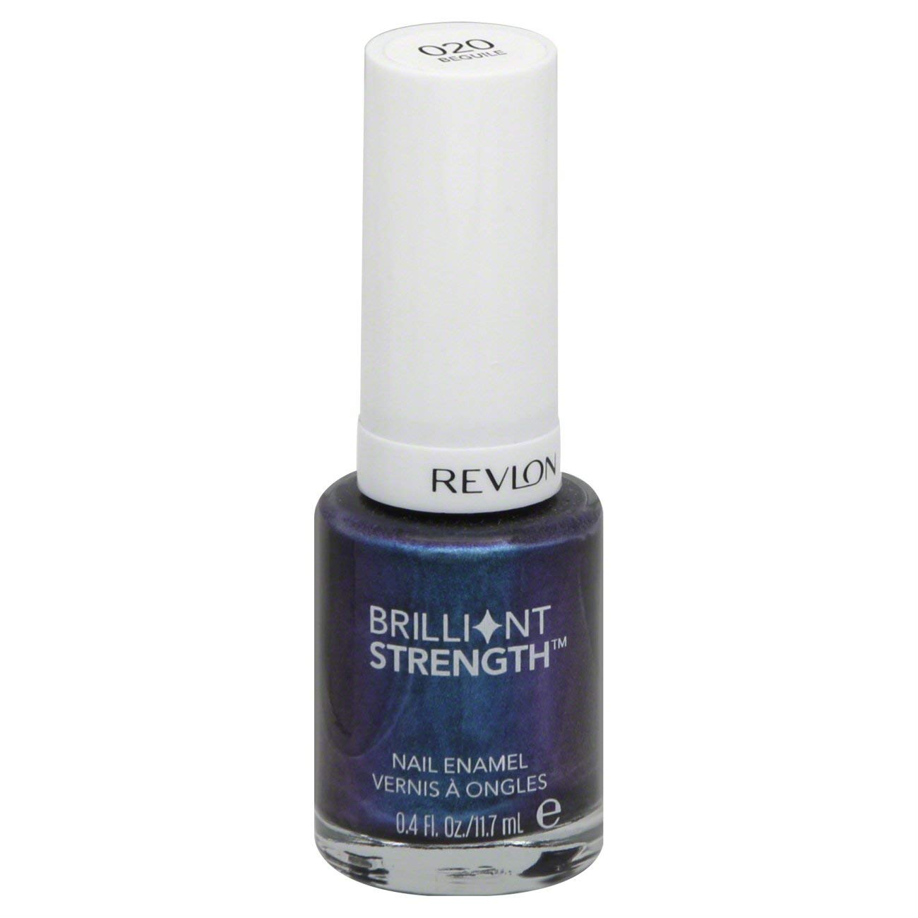 NEW Revlon Brilliant Strength Nail Enamel 020 Beguile