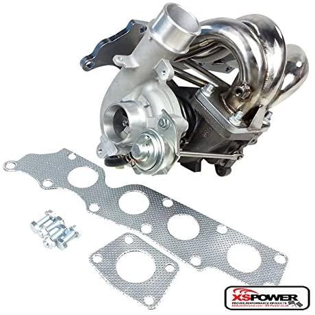 FOR Mazdaspeed 3 & 6 2.3 mzr disi turbo manifold header + New k04 turbocharger