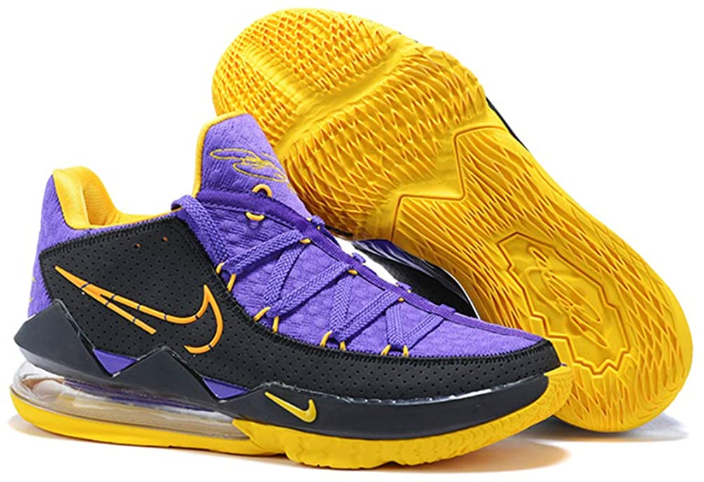 Mens Low Basketball Shoes LBJ 17 James XVII EP Synthesis Training Shoes