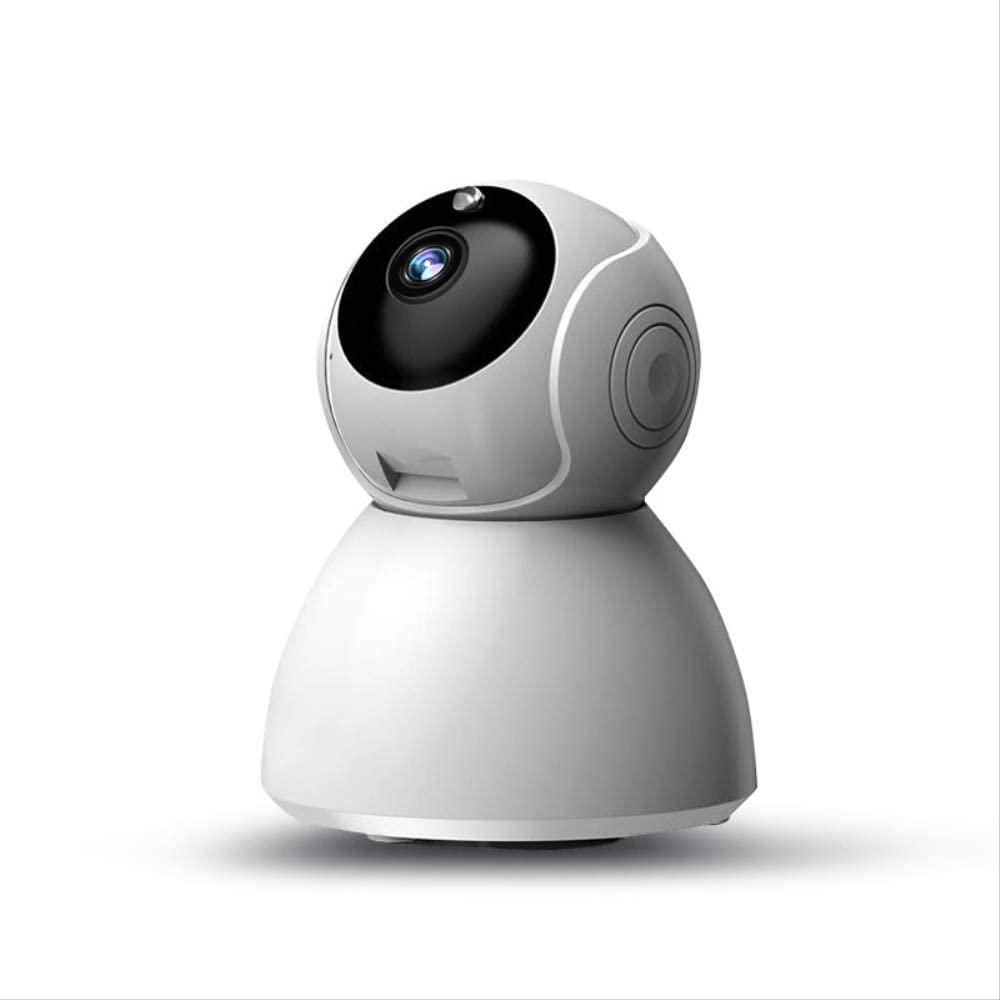Snowman Surveillance Camera Network Hd Wireless WiFi Camera 960P Black English Version of The European Rules