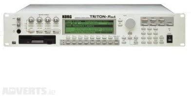 KORG TRITON RACK Sound Module