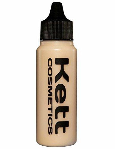 Kett Hydro Foundation - O3 - Light/Medium Olive Based Shade - 35ml