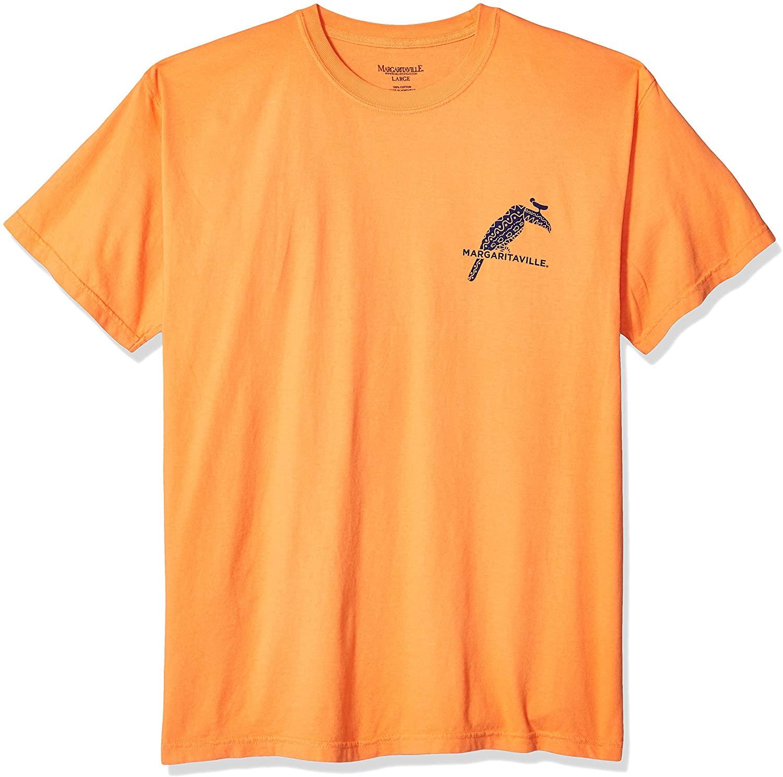 Margaritaville Mens Toucan Bill Graphic Short Sleeve T-Shirt