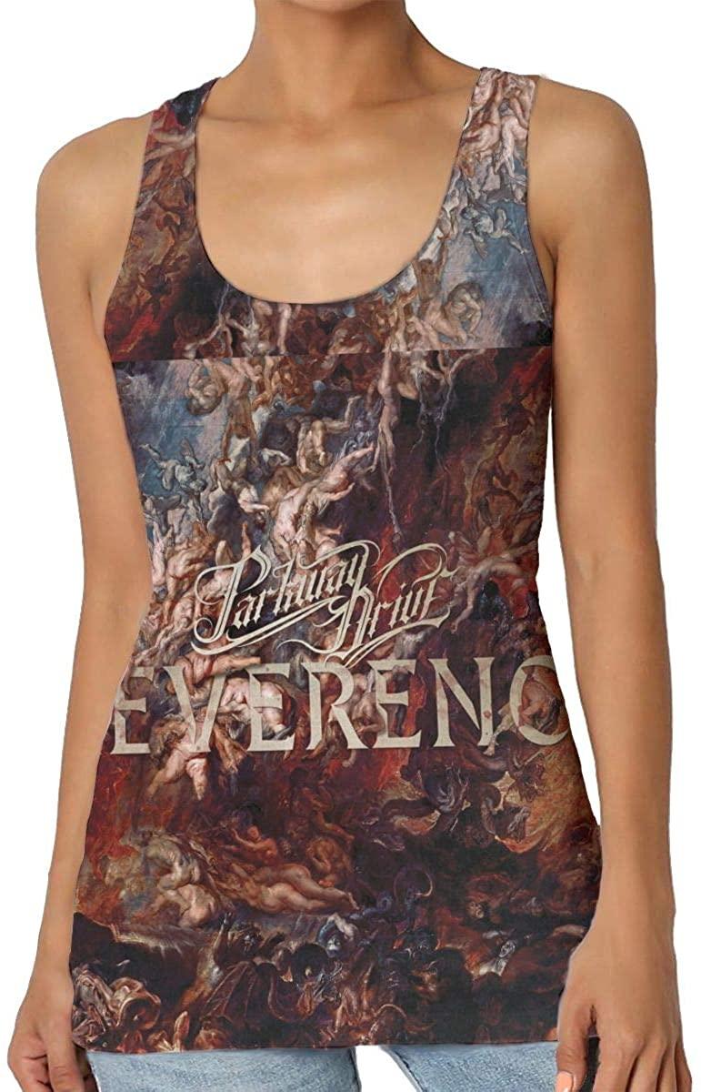 LeenLznn Parkway Drive Women's Print Vest Fashion Top Vest T-Shirt
