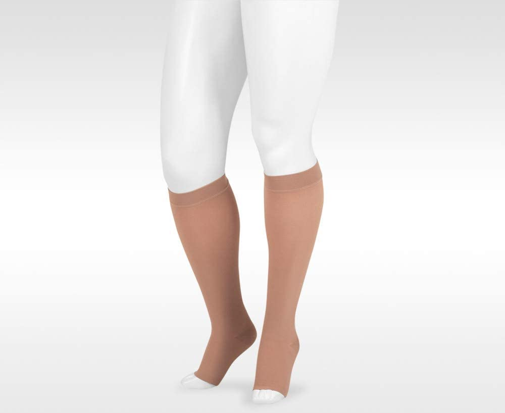 Juzo Dynamic Varin 3511 20-30mmhg Knee-High Open Toe Compression Stocking