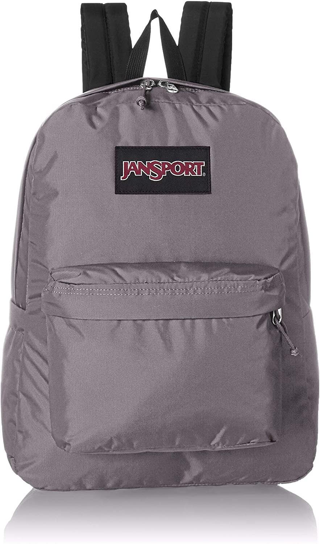 JanSport Ashbury 15 Inch Laptop Backpack - Comfortable School Pack, Grey Horizon