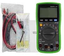 AN860B+ Tester Digital Multimeter Profesional 6000 Counts Detector Peak Multimetro Meter analogico esr Lcr,Green