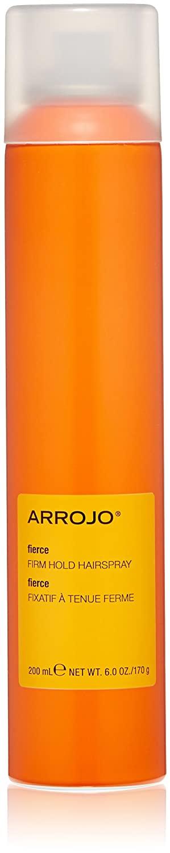 ARROJO Fierce Firm Hold Hairspray, 6.0  oz