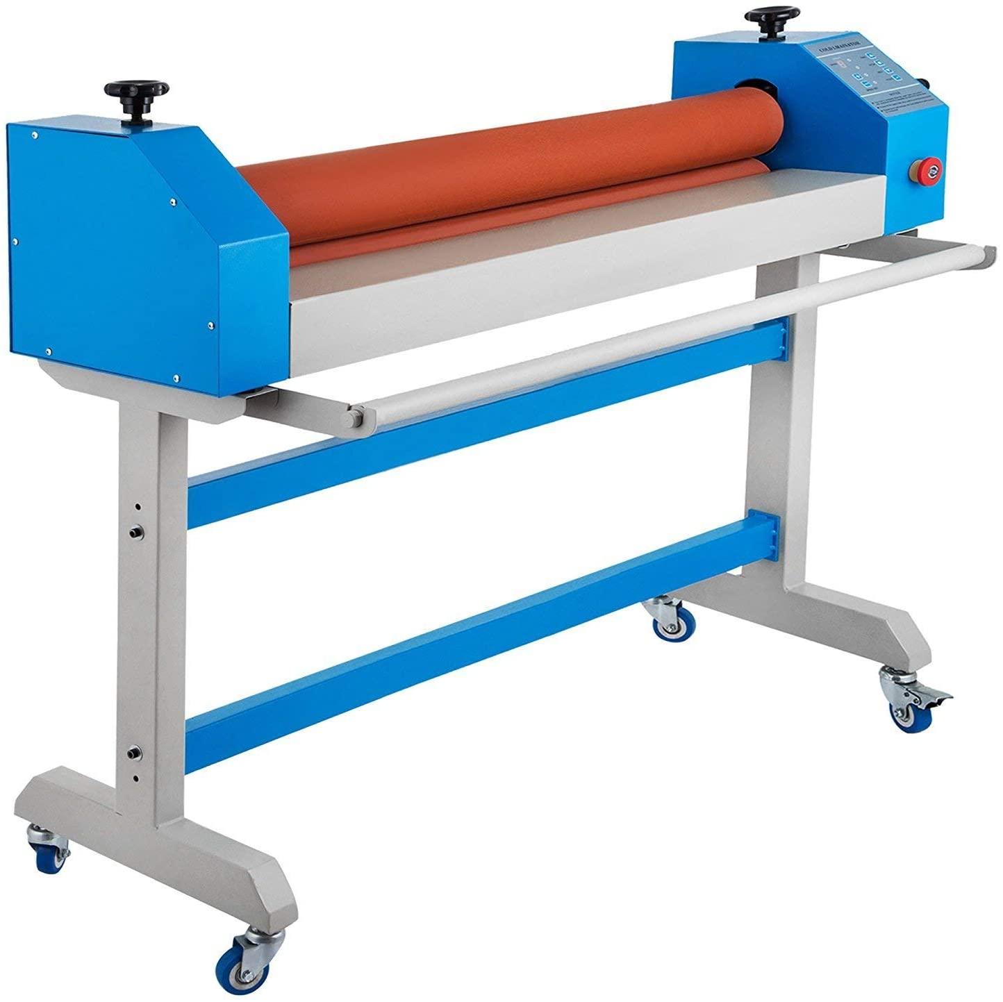 Office Supplies Multifunction Large Laminator, Electric Manual Dual use Laminating Machine Film Width 1580mm Film Speed 0-4000mm/min Laminator