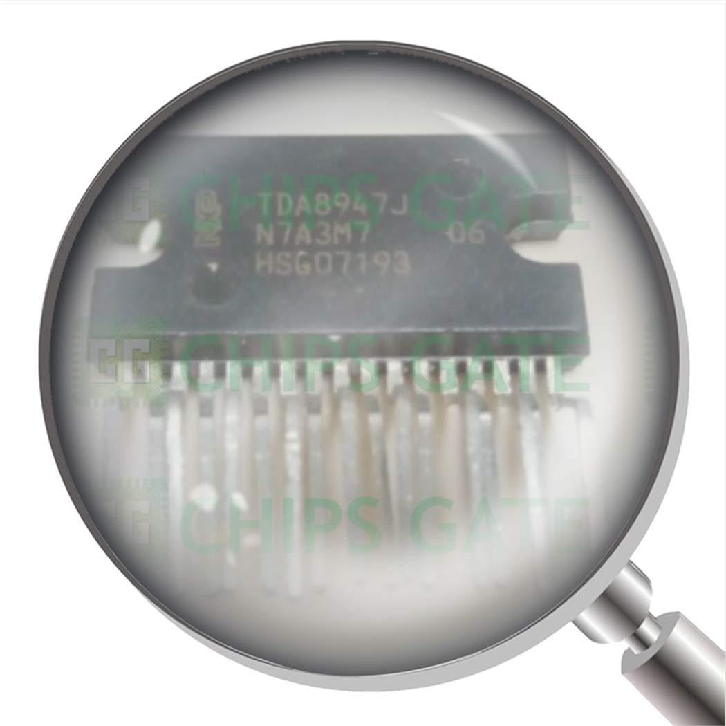 4Pcs TDA8947J Encapsulation:Zip-17,4-Channel Audio Amplifier