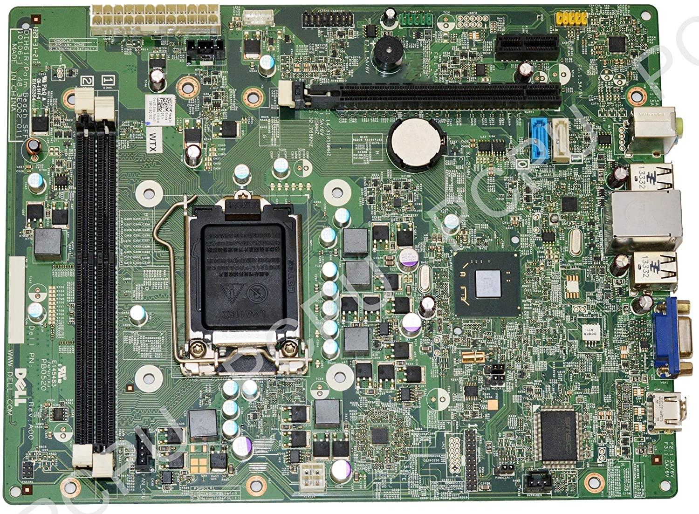 Dell T10XW Optiplex 3010 Inte SFF Desktop Motherboard s1155