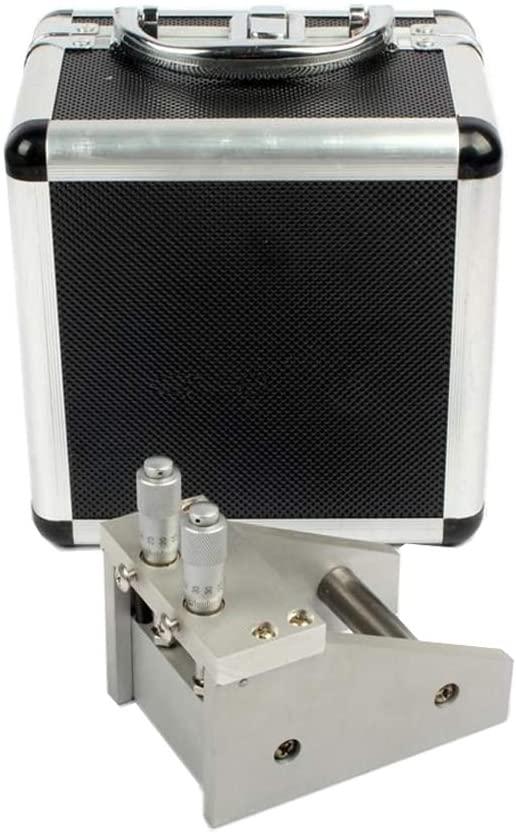 MXBAOHENG KTQ-II Adjustable Film Applicator Coator Micrometer Wet Film Coater 0-3500um (100mm Scratch Effective Width)