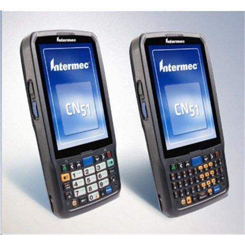 Intermec CN51AN1KCF1A2000 Intermec, CN51, Numeric, Ea30 Standard Range Imager, Camera, 802.11 B, G, N, Bluetooth, Flexible Network Radio (Na, Latam, Anz and China), GPS, Android 6.0, All Languages