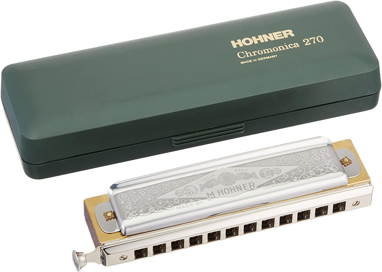 Hohner 270BX-F Super Chromonica F