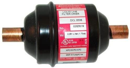 Danfoss 023Z5019 Liquid Filter Drier Dcl Eliminator 1.72Oz Net Vlme For Danfoss 881008