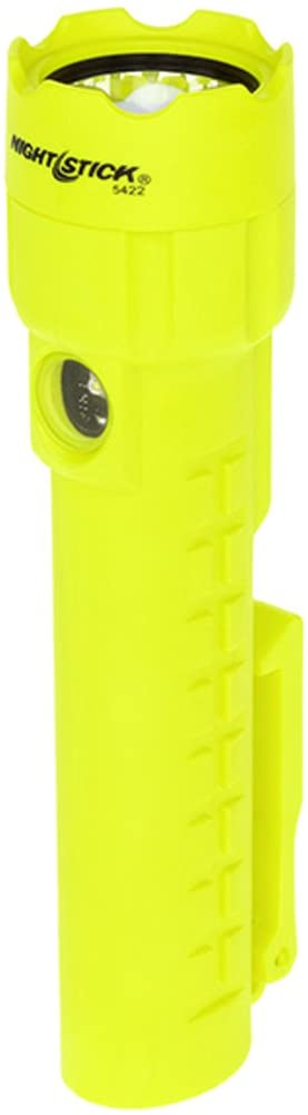 Nightstick XPP-5422GM Intrinsically Safe Permissible Light Flashlight w/Dual Magnets, Green