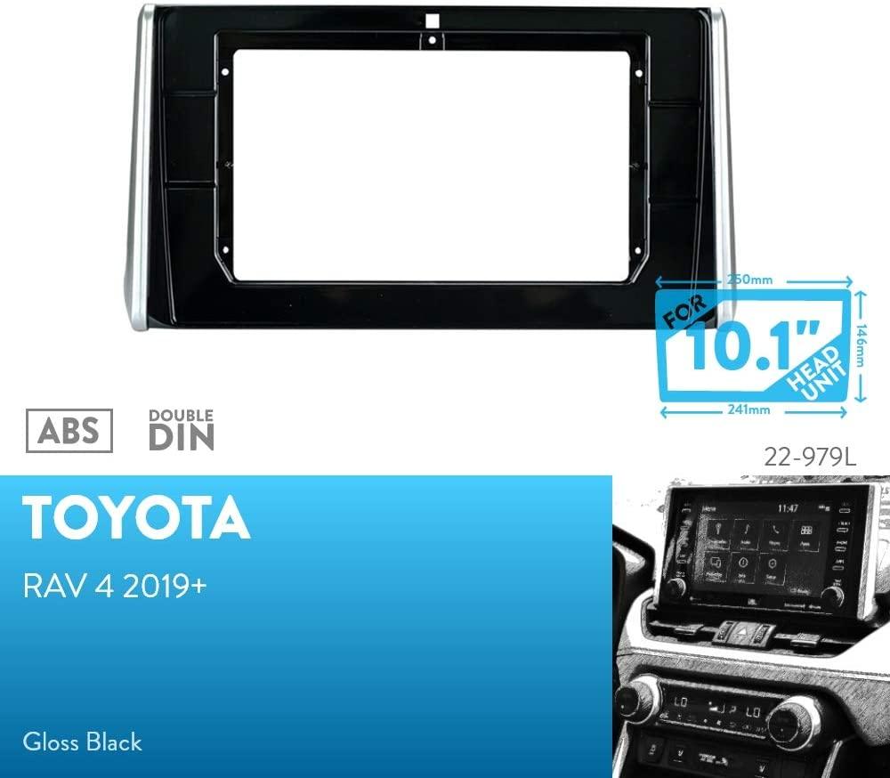 UGAR 22-979S Trim Fascia Installation Mounting Kit for Toyota RAV 4 2019+