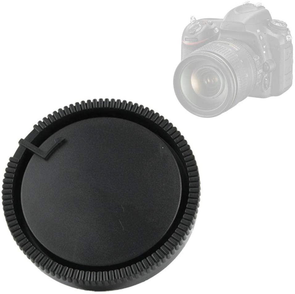 Mugast 5pcs Rear Lens Cap Cover, Camera Protective Lens Cap for Sony SLR Alpha AF Bayonet Mount Camera Lenses