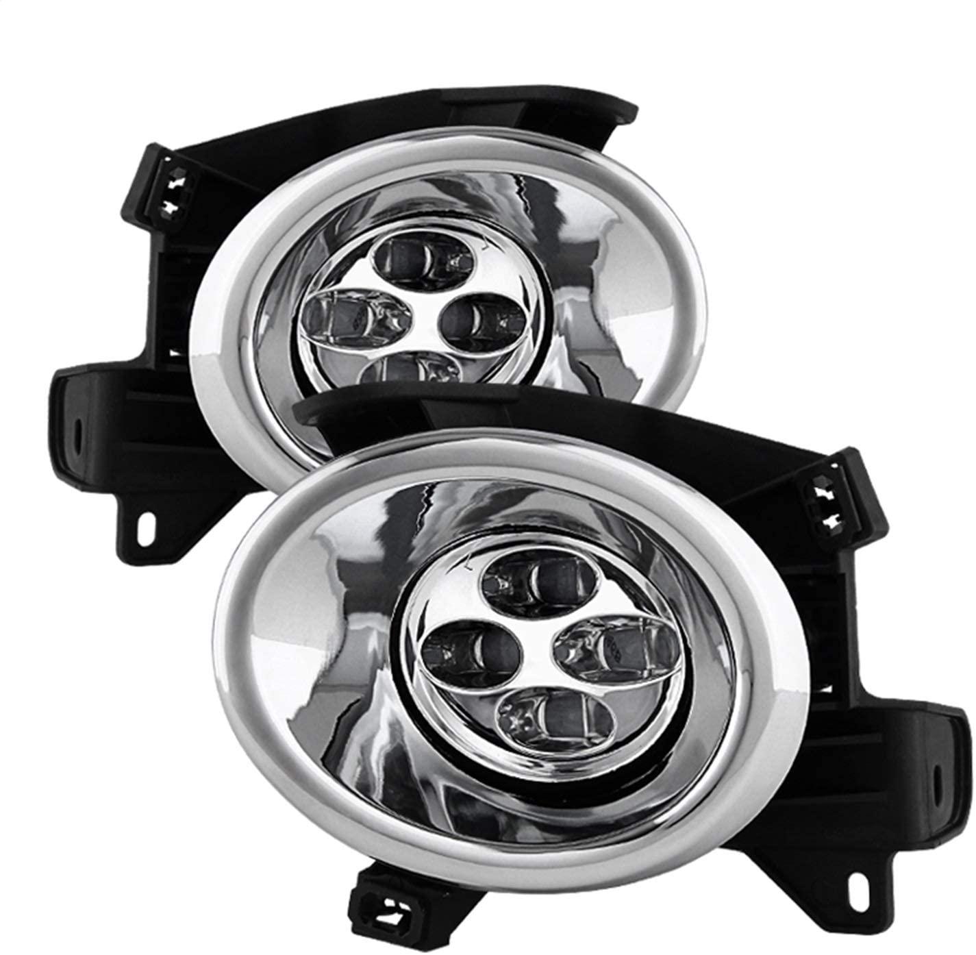 Spyder Auto FL-DRL-NP2013-C Nissan Pathfinder LED Fog Light