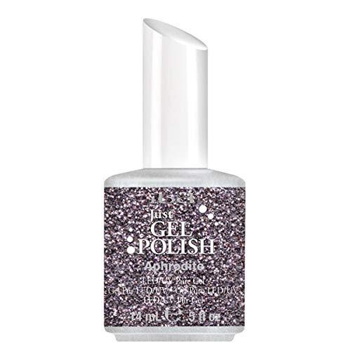 IBD Just Gel APHRODITE Soak Off Glitter Nail Polish UV Manicure .5 oz Salon LED