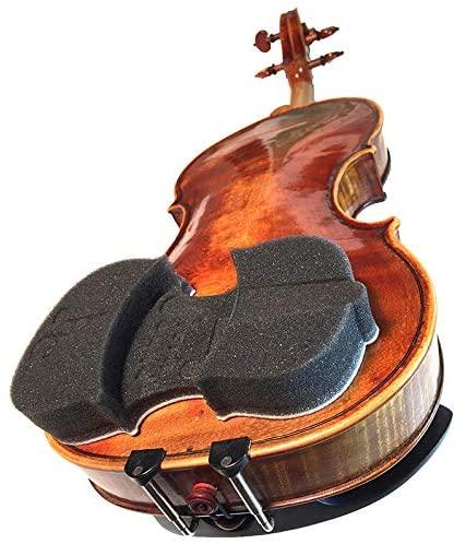 NEW 2020 - AcoustaGrip 'CONCERT PERFORMER' Violin Shoulder Rest- Fits 3/4 and Full Size Violins and Violas