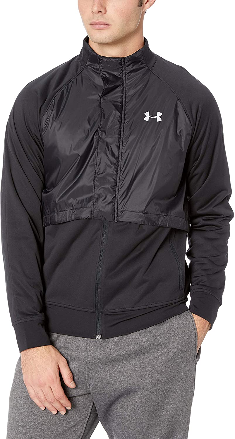 Under Armour mens Under Armour Men's Pick Up The Pace Insulated Jacket