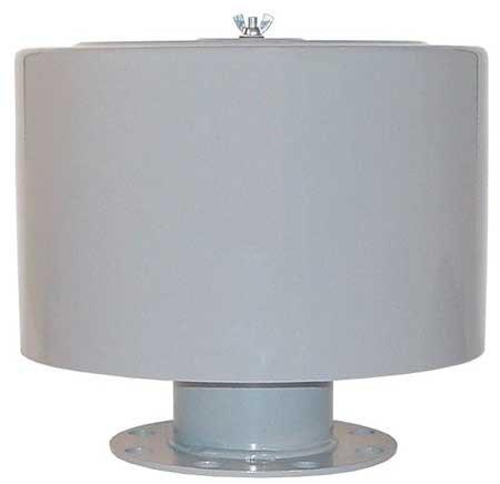 Inlet Filter 4 Flange Out 520 Max CFM