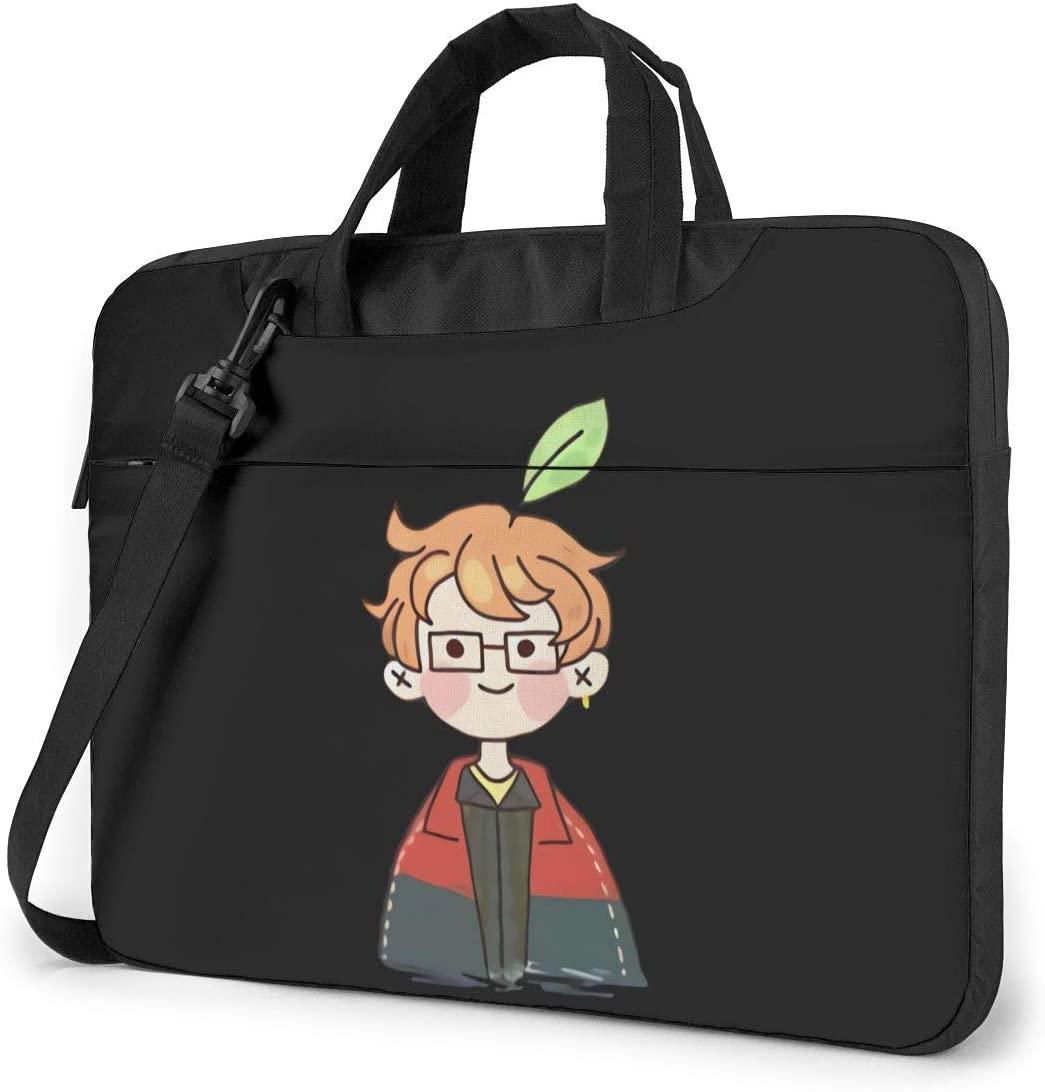 Cavetown Single Shoulder Laptop Bag Briefcase Multi-Size Waterproof Travel