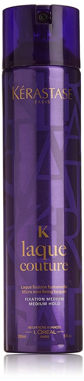 Kerastase Laque Couture Micro Mist Fixing Medium Hold Hair Spray, 5 ounce