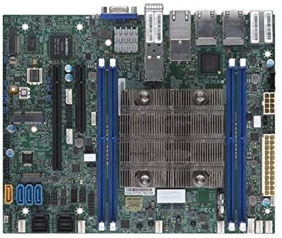 Supermicro Motherboard MBD-X11SDV-4C-TP8F-O Xeon D-2123IT 4 Cores/8 Threads 256GB PCIE Flex ATX Retail