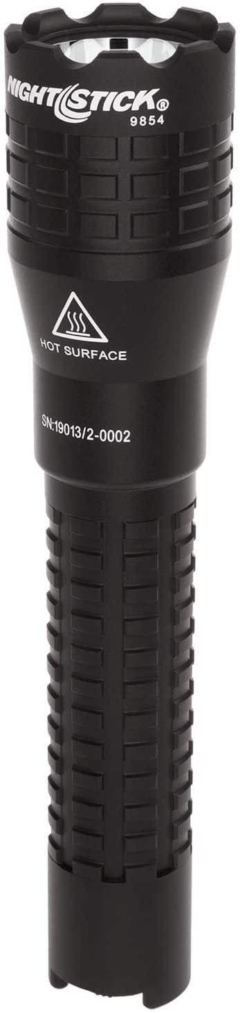 Nightstick Bayco Tactical USB Dual Flashlight Black