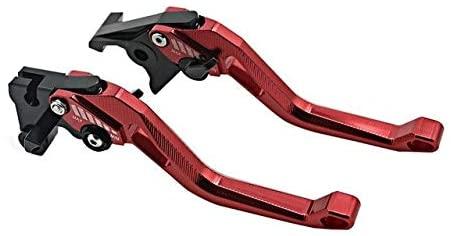 Accessories CNC Clutch Brake Levers for Honda CBR600 F2/F3/F4/F4i 1991-2007 CB600 Hornet 1998-06 CBR900RR 93-99 CB919 02-07 VTX1300 2003-08
