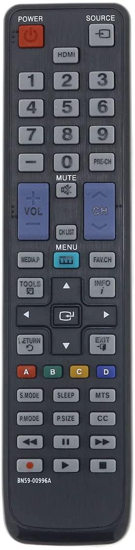 Deha BN59-00996A Remote Control for Samsung BN59-00996A TV Remote Control