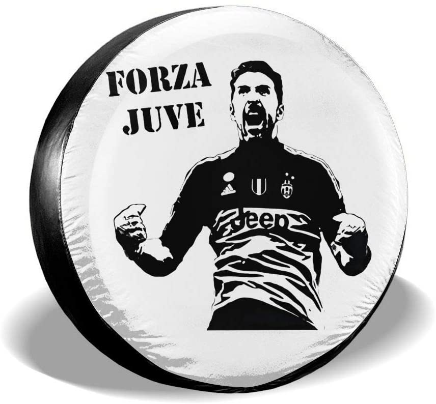 PSF Forza Juve Spare Tire Cover Waterproof and Dustproof Tire Protection 14-17 (in)