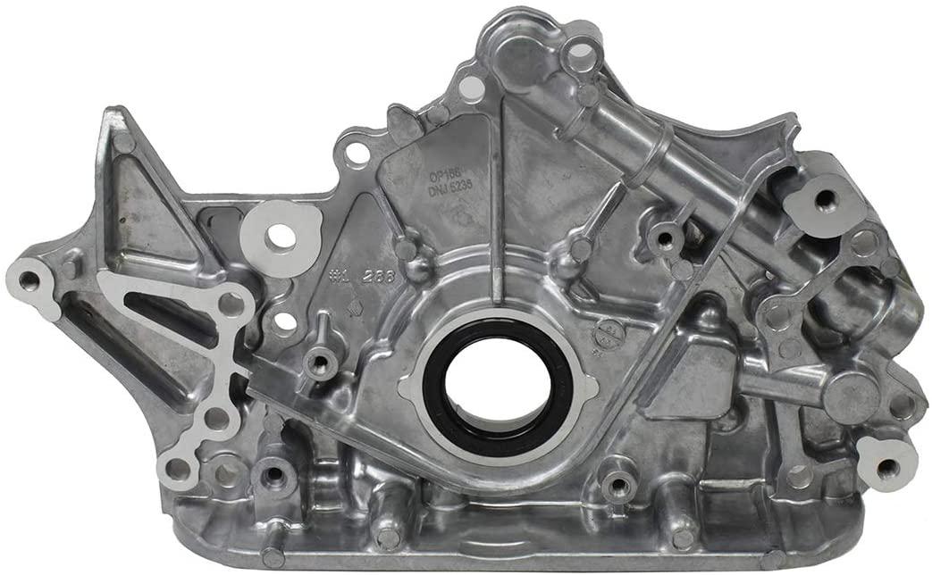 DNJ OP166 Oil Pump for 2007-2015 / Mitsubishi/Outlander / 3.0L / SOHC / V6 / 24V / 182cid / 6B31