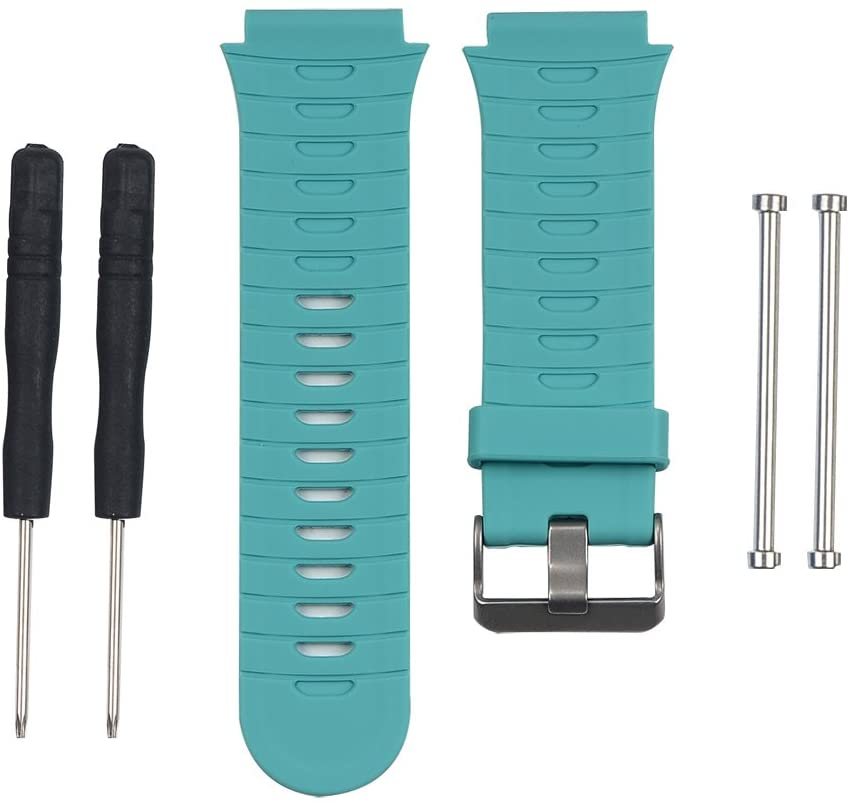 Band for Garmin Forerunner 920XT Watch, Silicone Wristband Replacement Watch Band for Garmin Forerunner 920XT (Lime)