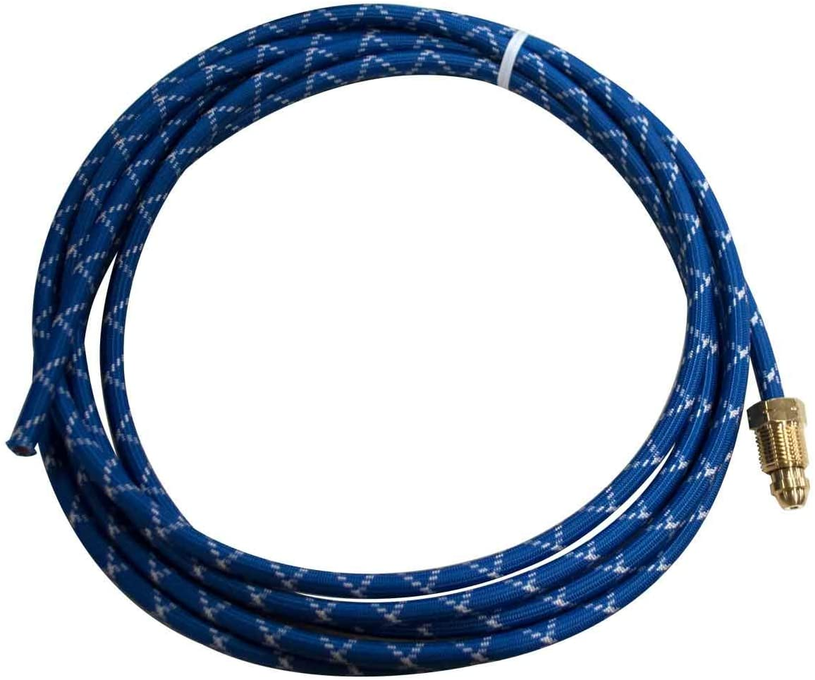 Miller Electric, 45V07RBB, Water Hose, 12.5 Ft (3.8m), Braided Rubber