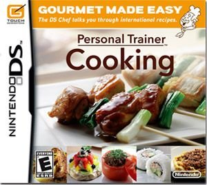 Personal Trainer Cooking (Nintendo DS)