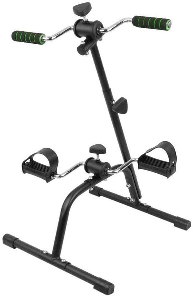 Rehabilitation Bicycle Elderly Upper and Lower Limb Training Exercise Bike - Arm and Leg Bike Double Pedal at Home Rehabilitation Training