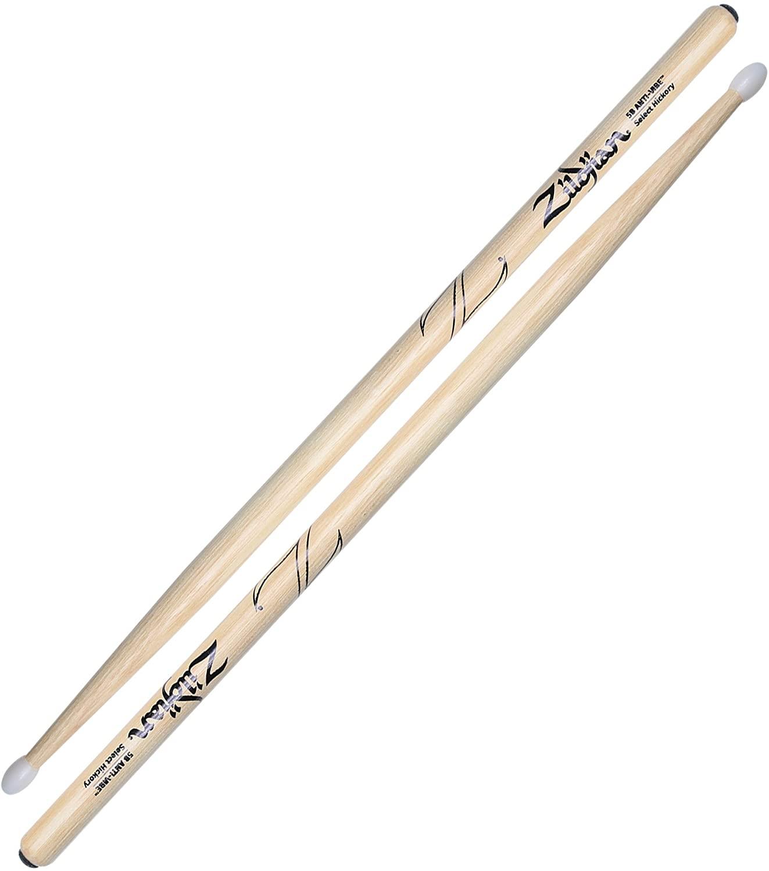 Zildjian 5B Nylon Anti-Vibe Drumsticks